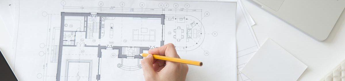 planimetria 2d architettura